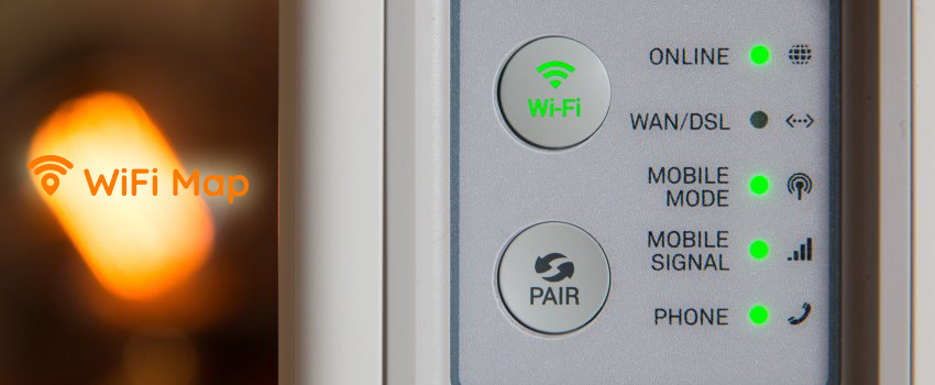 All Hidden Things How WiFi Works - WiFi Map Blog